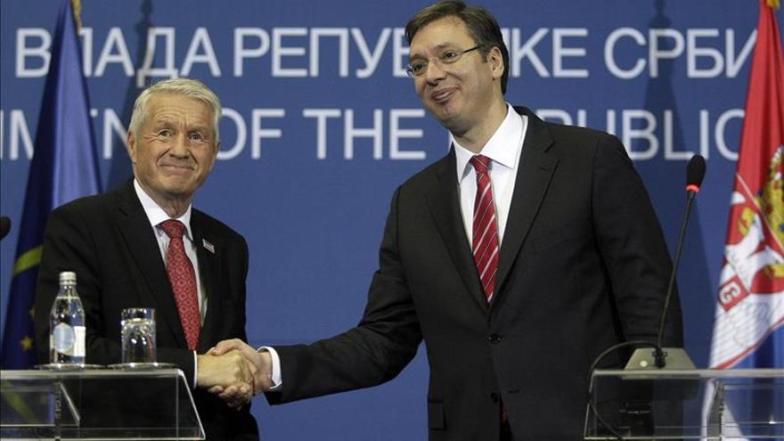 El primer ministro serbio advierte de nueva inestabilidad en los Balcanes