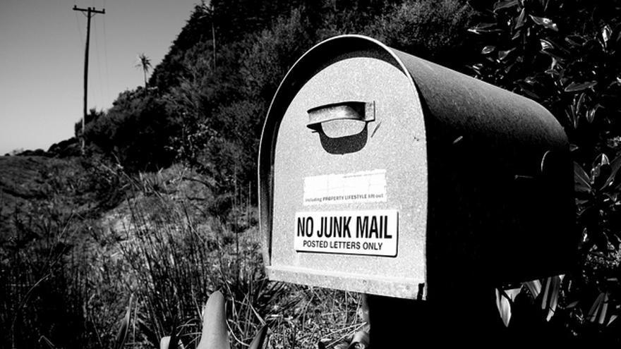 Los primeros correos 'spam' se enviaban por carta