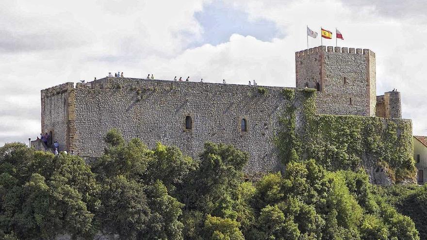 El Gobierno de Cantabria licita la mejora del Castillo del Rey