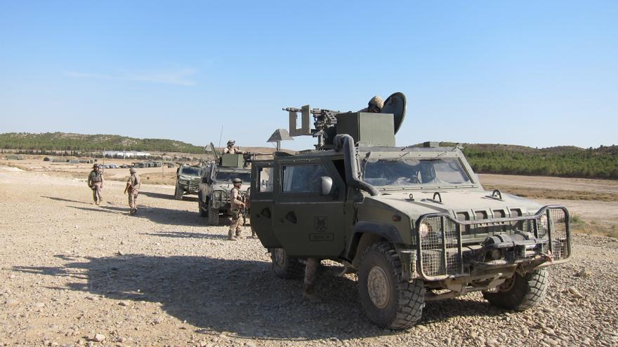 """Afganistán.El próximo relevo seguirá trabajando con el Ejército afgano porque """"sin patrullas conjuntas no habrá éxito"""""""