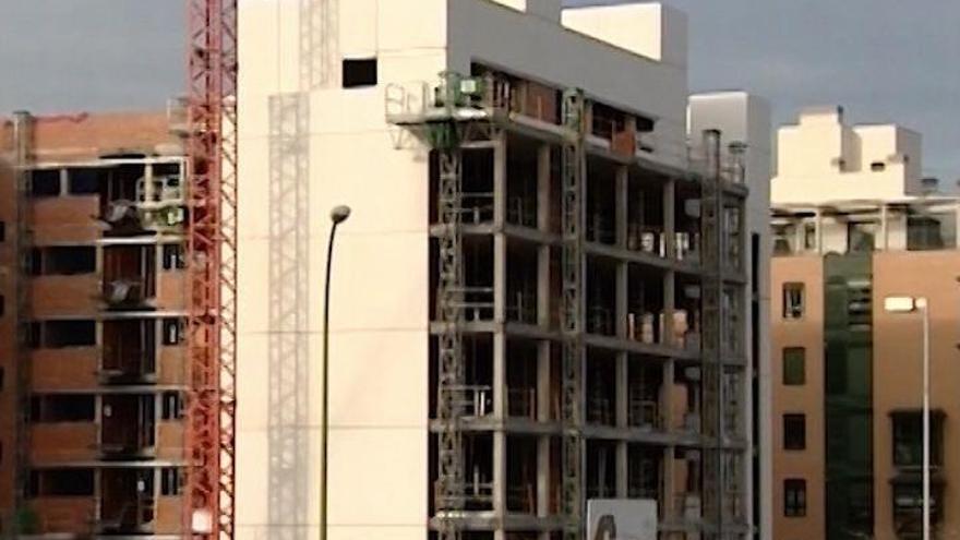 La hipotecas sobre viviendas en Euskadi sufren un aumento anual del 43,7% en octubre
