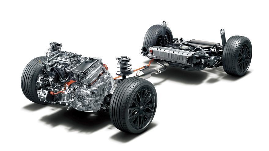 El nuevo Toyota C-HR añade una segunda variante híbrida de 184 caballos de potencia.