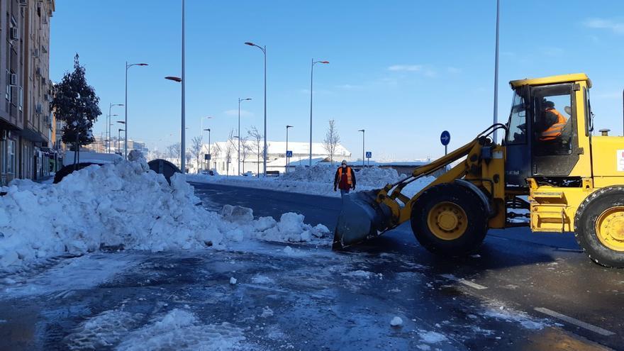 """Después de la nieve y el hielo vienen las lluvias: """"Algunas zonas pueden tener desbordamientos y crecidas de cauces"""""""