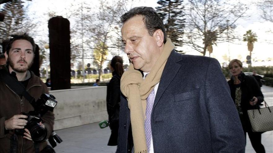 El fiscal pide que sólo Manos Limpias represente a la acusación popular en Nóos