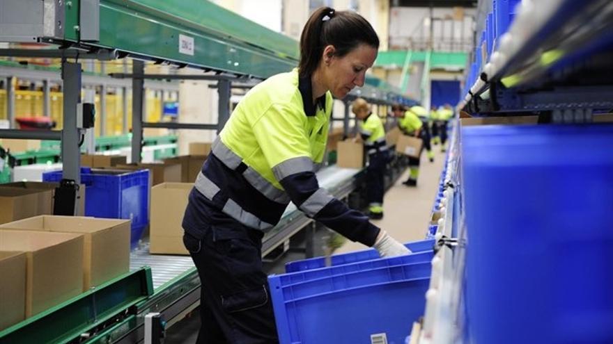La brecha salarial en Cantabria se sitúa en un 27,7% y se mantiene entre las tres primeras de España desde 2009