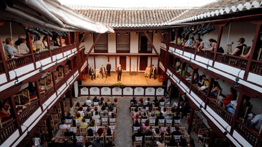 Corral de Comedias de Almagro (Ciudad Real) / Foto: Festival de Teatro de Almagro