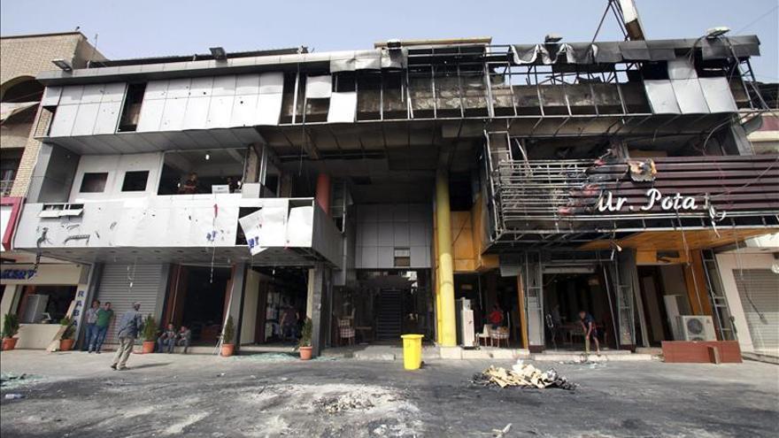 Más de 800 iraquíes muertos por el terrorismo y el conflicto en el mes de abril