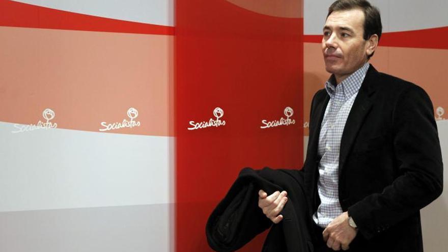 Tomás Gómez asegura que hoy es un día histórico para el PSOE y para España