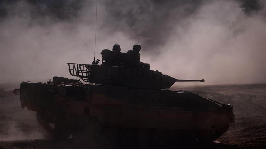 Relevo en la misión en Letonia: La Brigada de Córdoba asume los próximos siete meses
