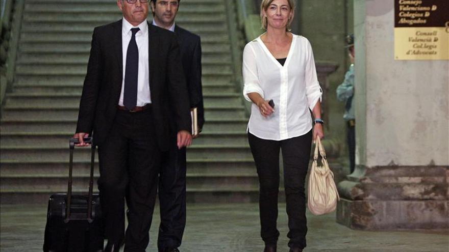 Castedo, citada a declarar como imputada por el plan urbanístico de Rabasa