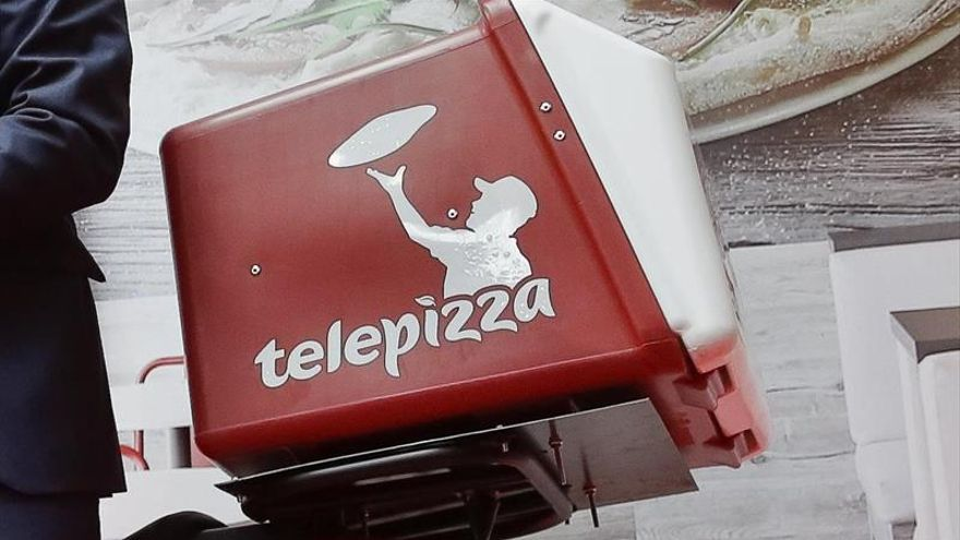 Telepizza regresa a Francia 13 años después de cerrar actividad en el país