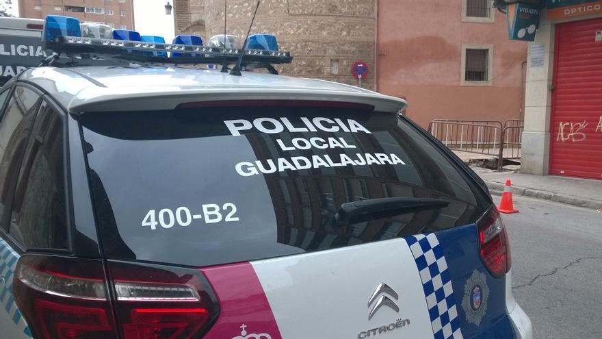 policía local de Guadalajara / Ayuntamiento