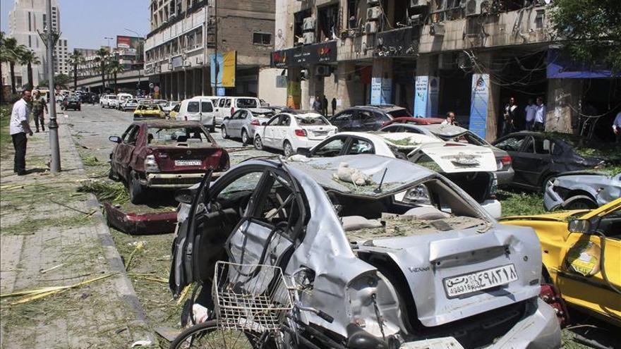 """EE.UU. se muestra """"consternado"""" por los """"espantosos"""" ataques en Al Baida"""