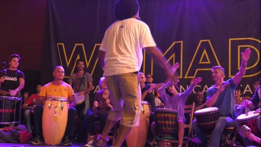 Taller adulto WOMAD Las Palmas de Gran Canaria