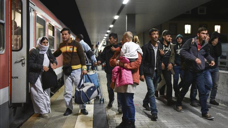 Un refugiado centenenario llega a Alemania tras un mes de fuga
