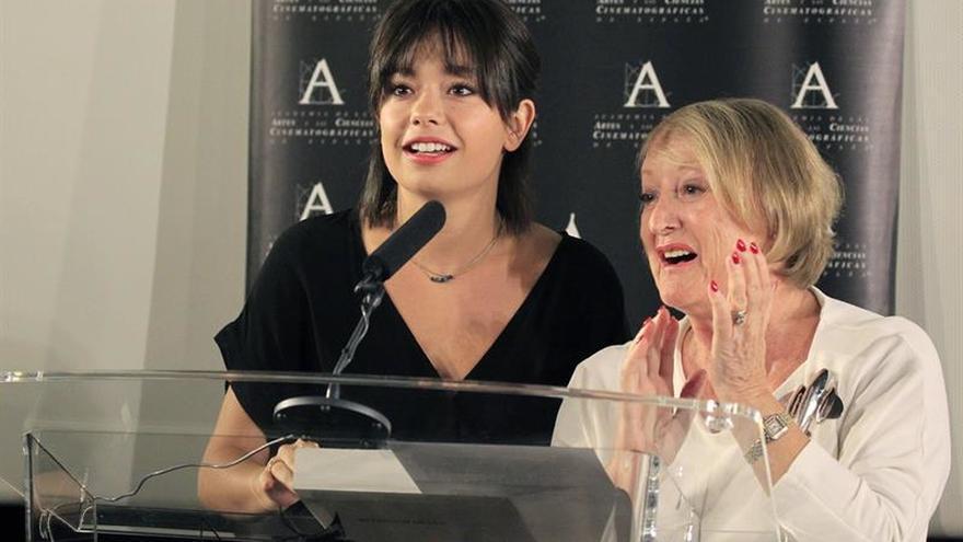 Yvonne Blake: La bajada del IVA del cine es la noticia del año