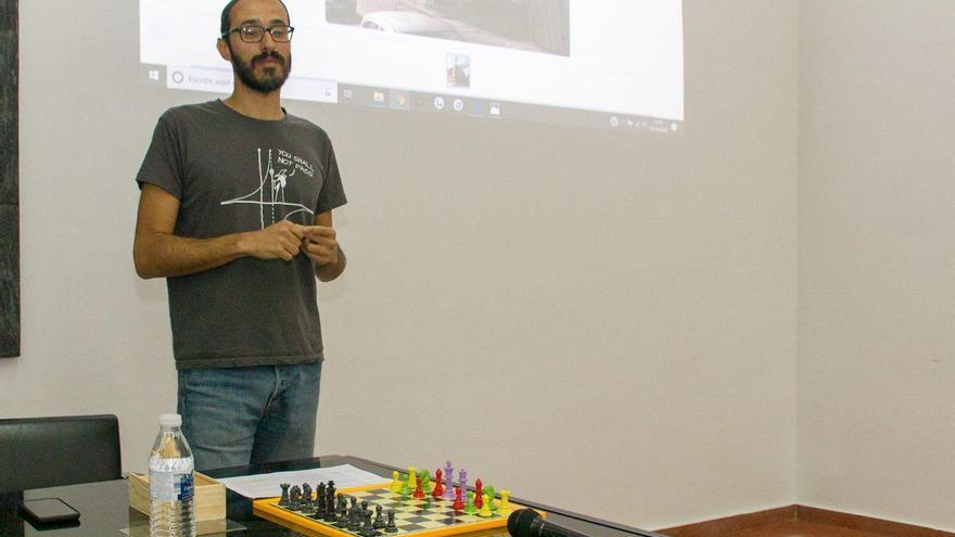 Ricardo Moríñigo, de Entrepatios (Madrid)