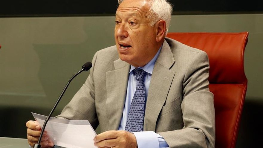 Margallo: unas terceras elecciones serían un ridículo europeo a nivel mundial