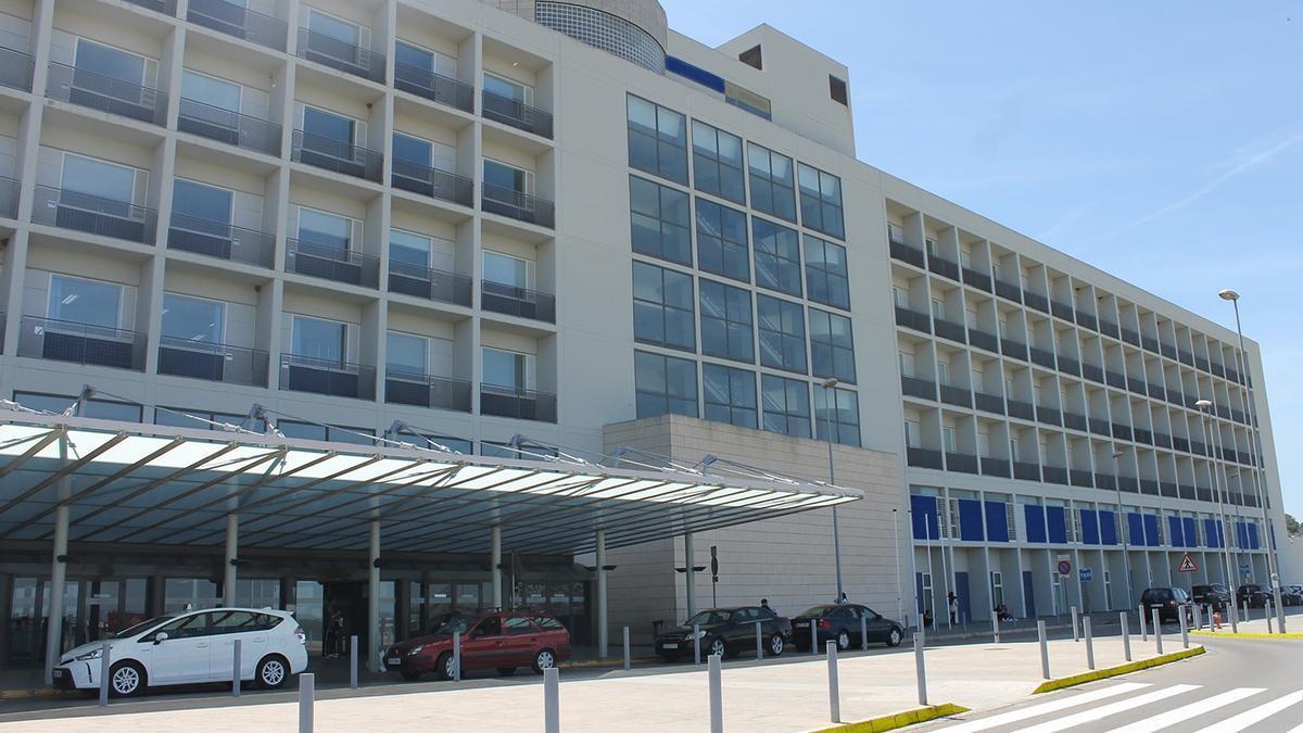 Hospital de la Ribera en Alzira