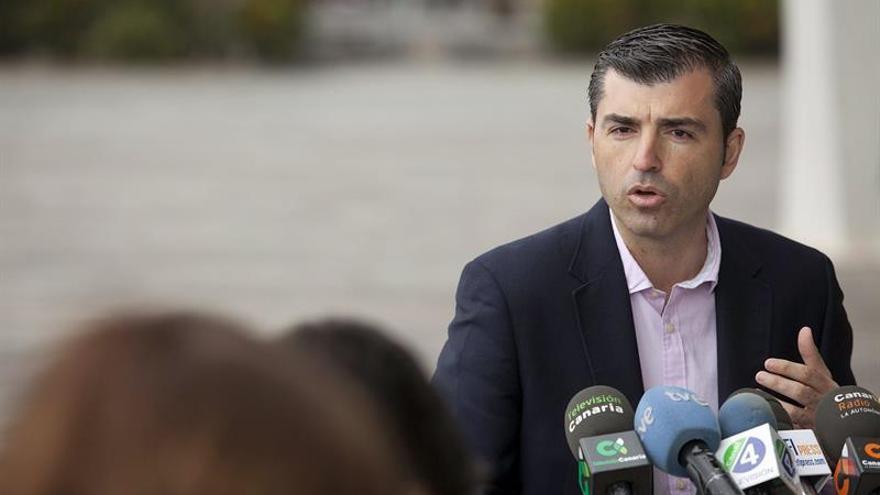 Manuel Domínguez, candidato del PP al Cabildo de Tenerife