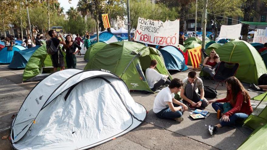 La desesperanza por un futuro incierto subyace en las protestas estudiantiles