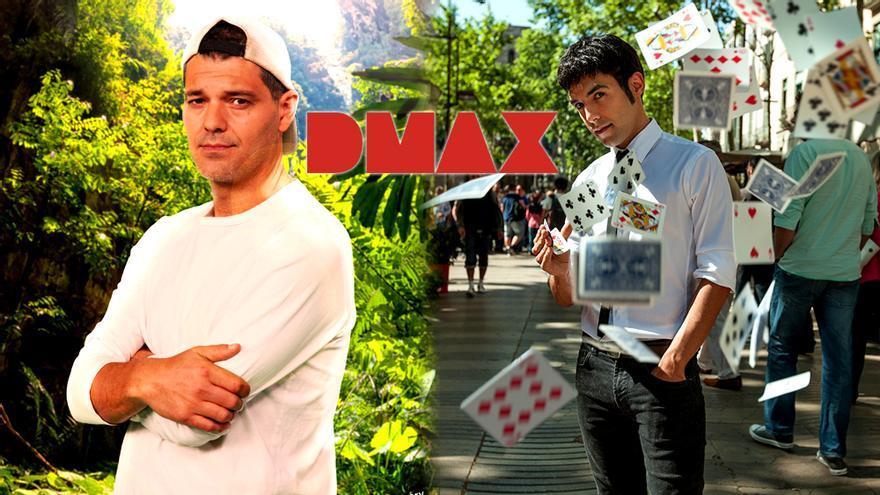 Wild Frank y El Mago Pop, de DMax