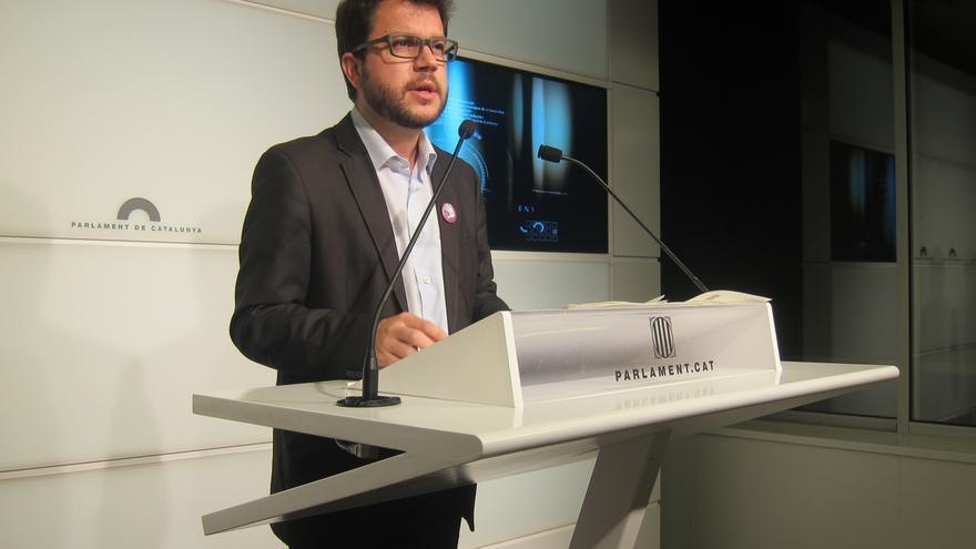 """ERC aplaude la """"solidaridad"""" del Govern con Mas y se declara coautor del 9N"""
