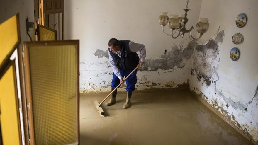La Junta de Andalucía destaca la importancia de no construir en zonas inundables