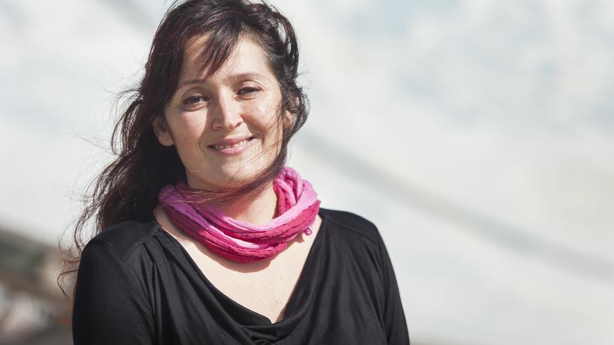 Pilar Montañés, en un retrato reciente