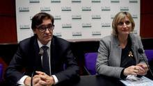 Catalunya enviará los datos del coronavirus como los pide Sanidad y justifica el descuadre por el cambio del cálculo del Ministerio