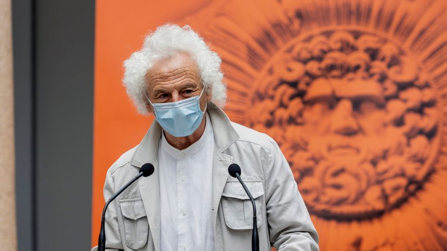 """El Brujo reflexiona sobre """"el misterio de la vida"""" en clave de humor"""