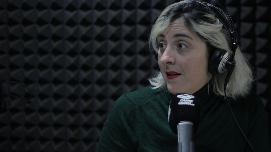 Lucia Lijtmaer vuelve con El Planeta Pop a Carne Cruda - Álvaro Vega