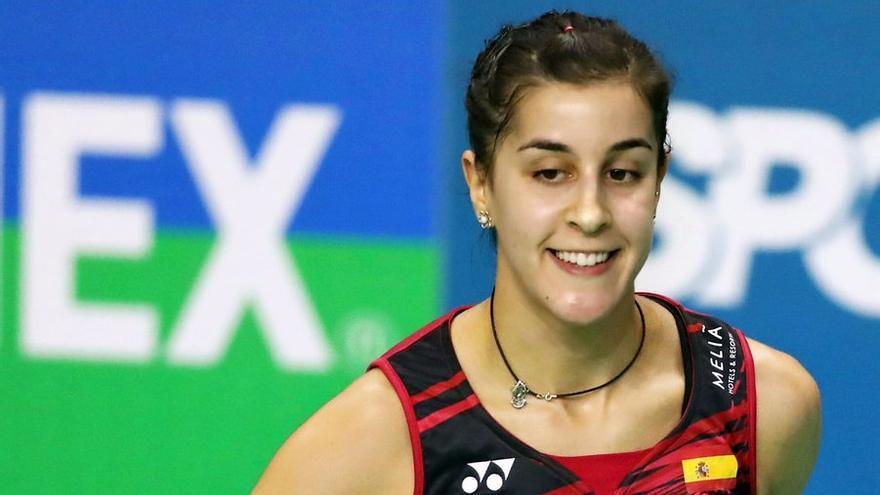 Carolina Marín avanza en el Open de Francia, uno de sus torneos favoritos