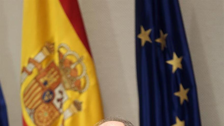El administrador único de Radiotelevisión Canaria (RTVC), José Carlos Naranjo