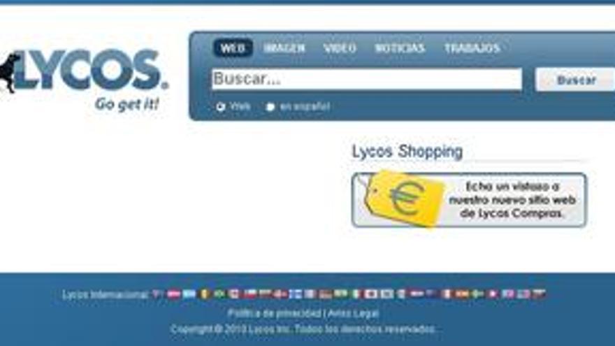 Buscador Lycos