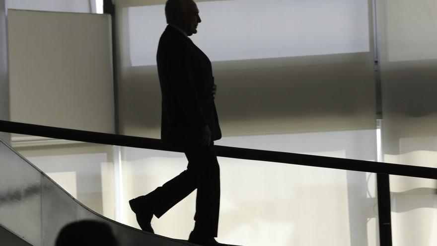 El expresidente de Brasil, Michel Temer, en Diciembre de 2018.