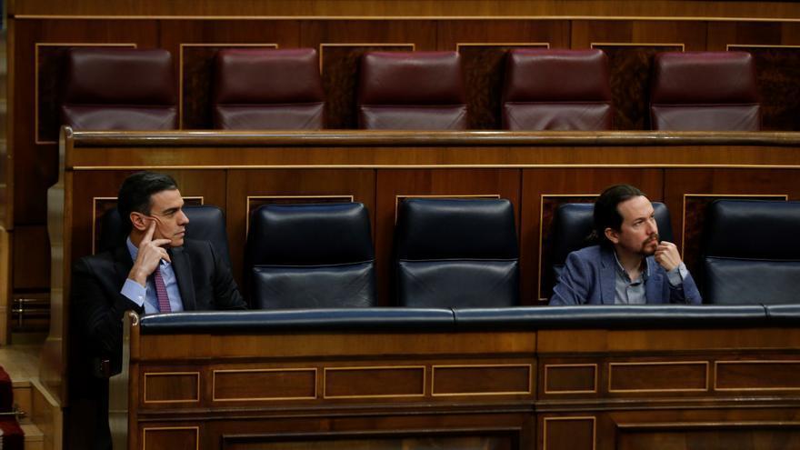 El CIS refuerza a la coalición de Gobierno y castiga al Ciudadanos y Vox