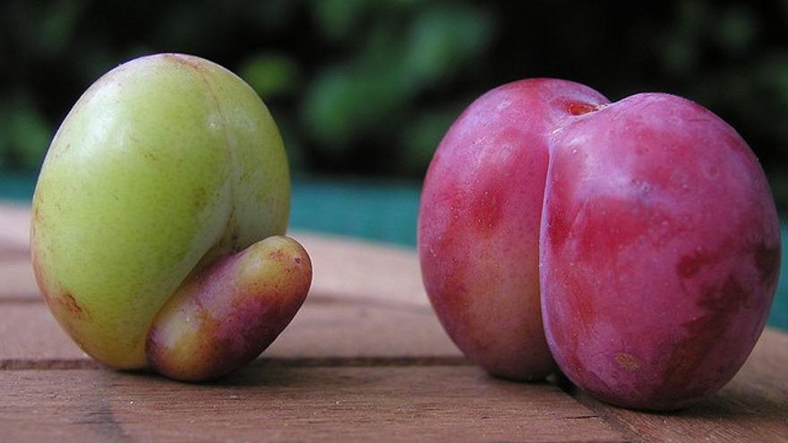 Fruta porno