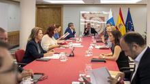 Imagen del Consejo de Gobierno.