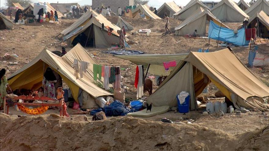 70.000 inmigrantes y refugiados llegaron a Yemen este año, pese a la guerra