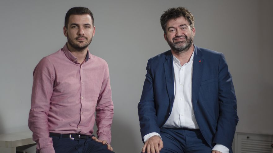 "Eduardo Garzón y Carlo Sánchez Mato presentan el libro ""919 días ¡Sí se podía!"""
