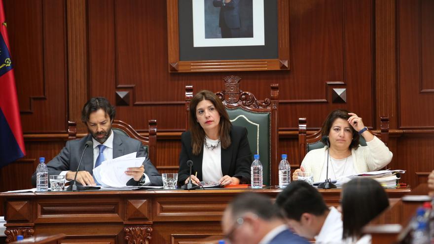 (Imagen de archivo) Pleno del Ayuntamiento de Telde
