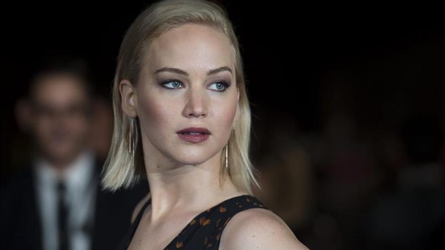 Jennifer Lawrence: si tienes que ser más agresiva, hazlo y no pidas perdón