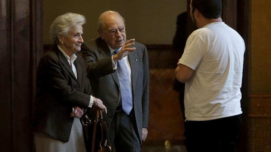 Marta Ferrusola niega los viajes a Andorra y sale en defensa de sus hijos
