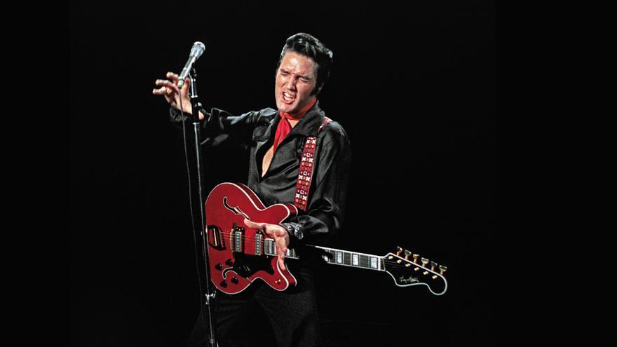 Fotograma de 'Elvis Presley: buscador incansable'