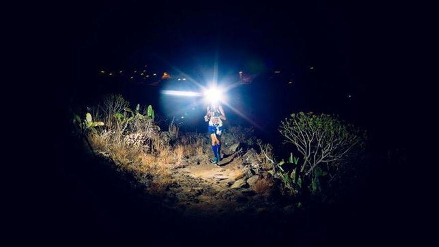 Imagen de archivo de la Full Moon Trail.