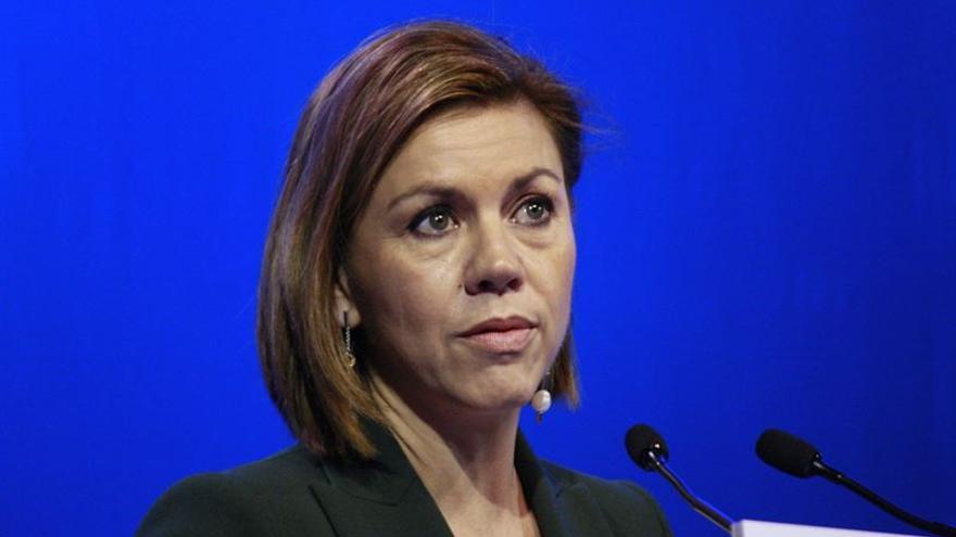 María Dolores de Cospedal / Foto: EUROPA PRESS