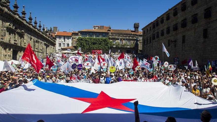 La demanda de una Europa social y propuestas políticas centran Día de Galicia