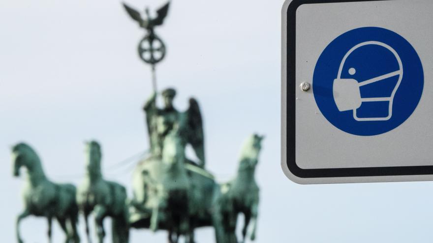 Alemania registra 13.202 nuevos contagios y 982 muertos en 24 horas