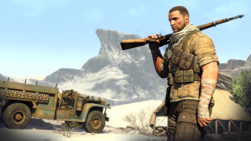 sniper elite 3 modos